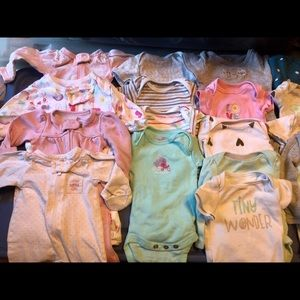 Other - Baby girl preemie clothes